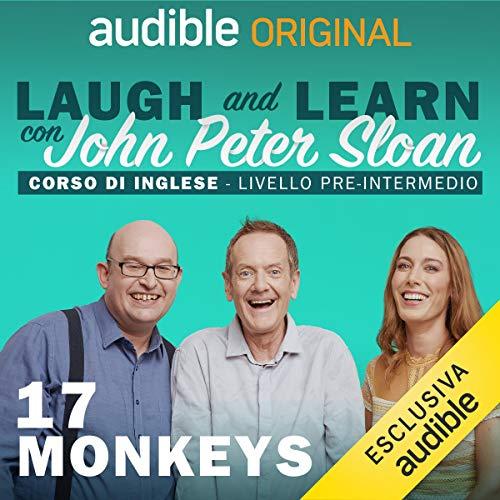 Monkeys copertina