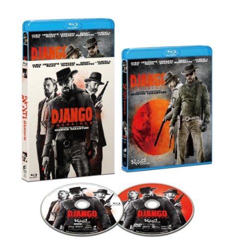 『ジャンゴ 繋がれざる者 ブルーレイ&DVDコンボ(初回生産限定) (2枚組) [Blu-ray]』のトップ画像