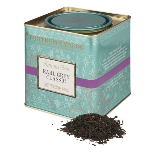 FORTNUM and MASON - Fortnum's Famous Teas - Earl Grey Classic - 250gr Caddy