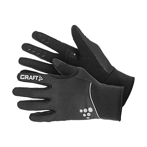 Craft Touring Gloves Handschuh, Schwarz, Gr. 10 (Herstellergröße: Large)