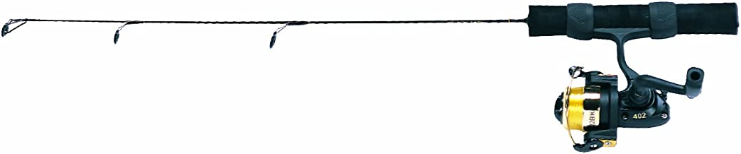 Master Fishing Tackle Brush Spinning Combo Kit, 2-Feet, Ultra-Light (Colors May Vary)