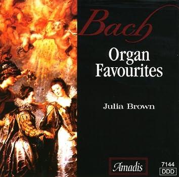 Bach, J.S.: Organ Favourites