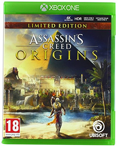 Assassin's Creed Origins - Edición Limited (Edición Exclusiva Amazon)