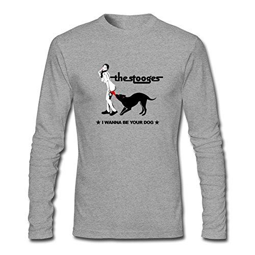 XIULUAN - Camiseta de manga corta para hombre, diseño con texto en inglés