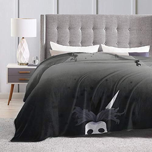 Fomente Hollow Knight In The Abyss Ultra Soft Micro Fleece Blanket 80