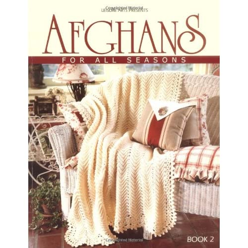 Afghan Crochet Patterns: Amazon com