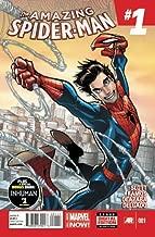 The Amazing Spider-Man #1 Limited Edition John Romita Sr. Throwback Exclusive COBRA Variant April 30, 2014