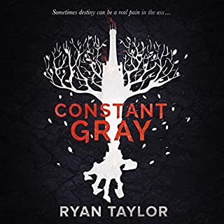 Constant Gray audiobook cover art