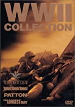 World War II Collection: (The Thin Red Line/Patton/Tora! Tora! Tora!/The Longest Day)