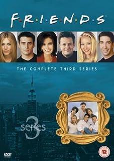 Friends: Complete Season 3 - New Edition [DVD] [1995] (B00004TIZI)   Amazon price tracker / tracking, Amazon price history charts, Amazon price watches, Amazon price drop alerts