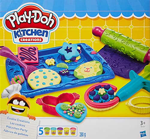 Play-Doh Hasbro B0307EU8 - Plätzchen Party, Knete