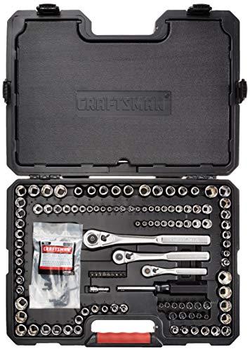 CRAFTSMAN Mechanics Tool Kit, 1/4-Inch...