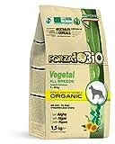 Forza10Vegan trockenfutter para Perros, 1er Pack (1x 1.5kg)