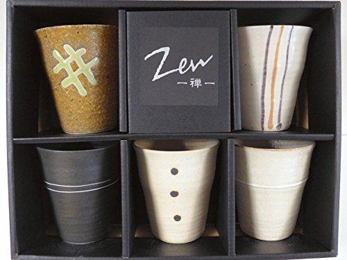 Tazze Zen In Ceramica Giapponese