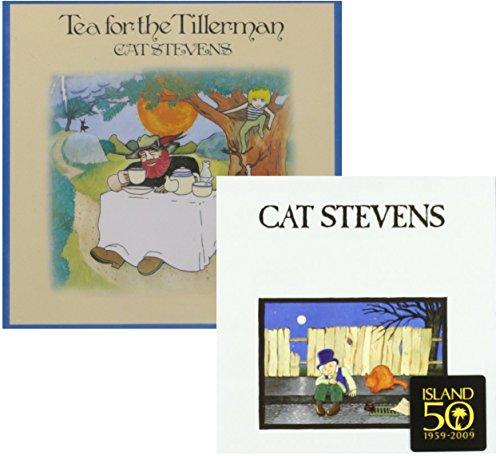 Price comparison product image Tea For The Tillerman - Teaser And The Firecat - Cat Stevens 2 CD Album Bundling
