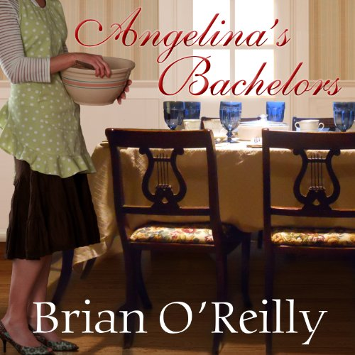 Angelina's Bachelors cover art