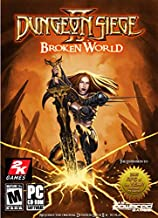 Dungeon Siege 2 Broken World Pc Game (30 Pieces) [Electronics]