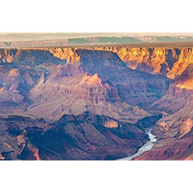 Grand Canyon Experience in Arizona for One - Tinggly Voucher/Gift Card in a Gift Box