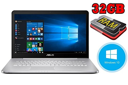 Asus N552 - Core i7 - 128 GB SSD + 1 TB - 16 GB RAM - Windows 10 64 bits - 39 cm (15,6