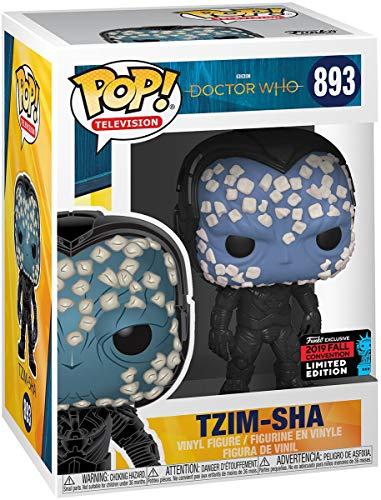 Funko Pop Television 893 BBC Doctor Who 43367 Tzim-Sha NYCC2019