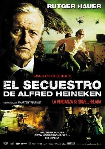 El Secuestro De Alfred Heineken (Import) (Dvd) (2014) Rutger Hauer; Reinout Scho