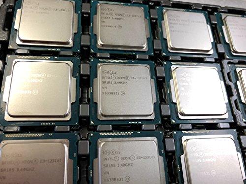 INTEL Xeon E3-1231v3 3,4GHz LGA1150 8MB Cache Tray