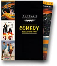 Comedy Collector's Pack Earth Girls Are Easy/L.A. Story/Weekend at Bernie's