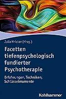 Facetten Tiefenpsychologisch Fundierter Psychotherapie: Erfahrungen, Techniken, Schlusselmomente