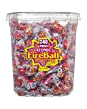 Atomic Fireballs Candy 4.05 Pound Bulk Tub from Ferrara