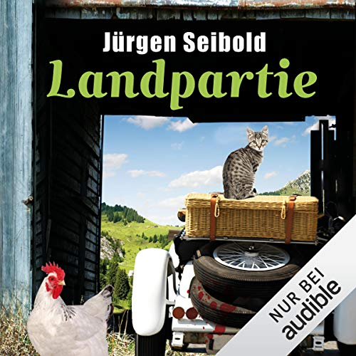 Landpartie cover art