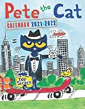 Pete the Cat: 2021 – 2022 Calendar – 18 months – 8.5 x 11 inch High Quality Images