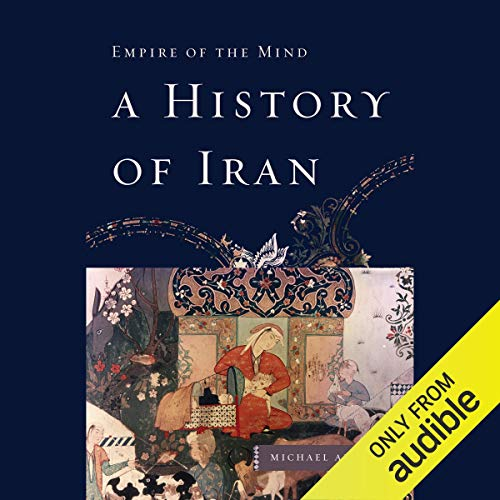 A History of Iran  By  cover art