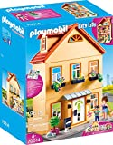 Playmobil 70014 City Life Mon Cabane de ville, Multicolore - Version Allemande