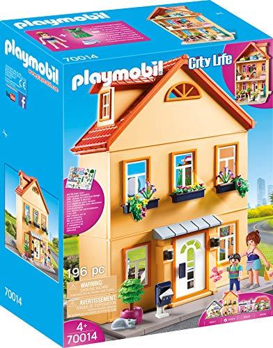 Playmobil 70014 City Life Mon maison en ville, Multicolore - Version...