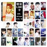 30ピース/セットK-pop GOT7フォトカードJinYoungシングル03ファッション高品質GOT7アルバム写真カード文房具セットプロモーション