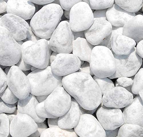 hagebauSPN 25Kg Carrara-Zierkies 40-60mm