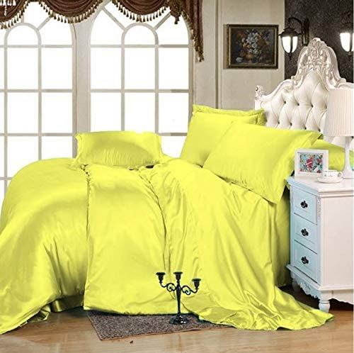 KBC linen Super Max 87% OFF Soft Store Luxurious and Ultra 4 Silky Piec Satin