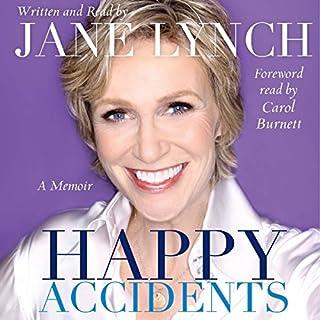 Happy Accidents audiobook cover art