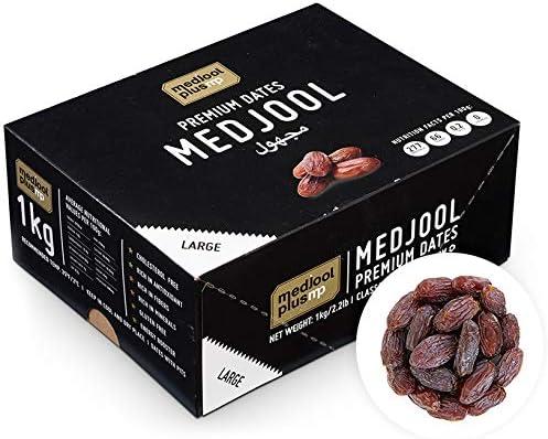88 opinioni per KoRo- Datteri Medjoul PREMIUM LARGE con nocciolo 1 kg- datteri essiccati extra