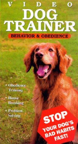 Video Dog Trainer [VHS]