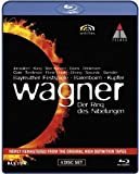 Richard Wagner - Der Ring Des Nibelungen (4 Blu-Ray) [USA] [Blu-ray]