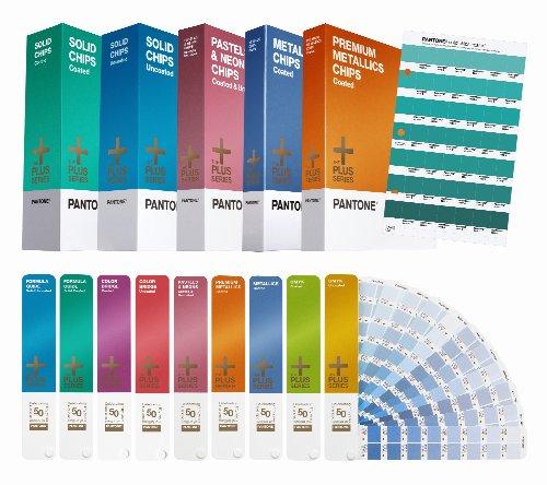 Pantone 2013-886 Library-Plus Guides et échantillons de références couleur
