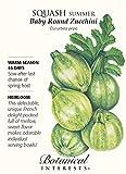 Baby Round Zucchini...image