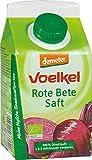 Voelkel Bio Rote Bete Saft - Direktsaft, milchsauer vergoren (6 x 500 ml)