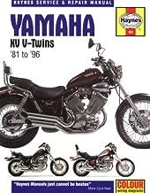 Yamaha XV V-Twins: Service and Repair Manual '81 to '96 (Haynes Service & Repair Manuals)