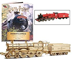 Hogwarts Express Wooden Puzzle