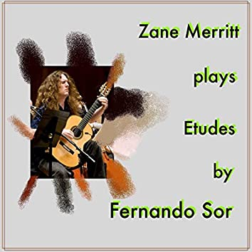 Zane Merritt Plays Etudes by Fernando Sor