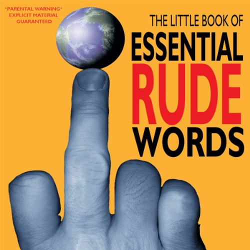 The Little Book of Essential Rude Words cover art