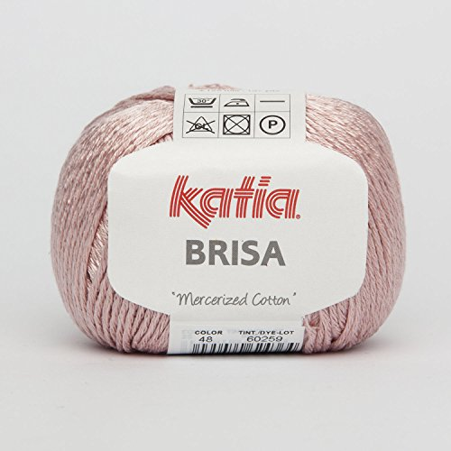 Katia Brisa algodón Hilo de Brillo de Rosenquarz (48)