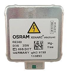 small OEM 66340 OSRAMD3S xenon HID HID bulb